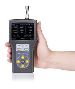 Model P311 Laser Particle Counter