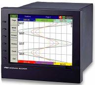 CR06 100mm 6 Channel Strip Chart Recorder