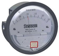Series S2000 Mechanical Differential Pressure Gauges